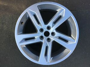 "LAND ROVER RANGE ROVER EVOQUE L538 19"" ALLOY WHEEL BJ32-1007-CA 8.0JX19CH OEM"