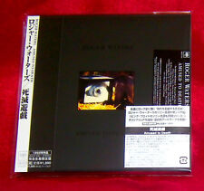 Roger Waters Amused To Death MINI LP CD JAPAN MHCP-693
