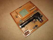 WW2 Imperial Japanese Navy 7 x 49  10° Range Finder Telescope BOXED - VERY RARE!