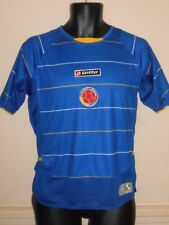 Colombia Away Shirt 2004-2007 medium boys 10-12 years  #1145