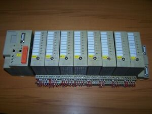 Siemens Simatic S5 6ES5103-8MA03 mit Module