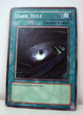 carte yu-gi oh - trou noir (dark hole) - sdj-026 - commune