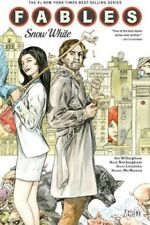 Fables, Vol. 19: Snow White (Fables) [New Book] Graphic Novel, Paperback, Awar
