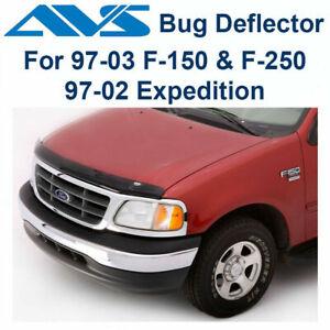 AVS Hoodflector Smoke Hood Protector Bug Shield For 97-02 Ford Expedition  21747