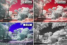 New Nikon D5200 Full Spectrum UV+VIS+IR converted Infrared camera +58 HOYA CM500