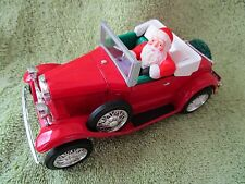"1992 Die Cast "" SANTA'S ROADSTER"" - The Eastwood Co. #10 in Series"