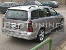 Vauxhall Opel Astra G MK4 Rear Bumper Spoiler Diffuser diffuzer Combi estate 5 D