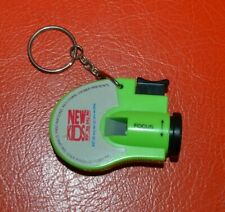 Vintage 80s 90s New Kids On The Block Camera View Finder Photo Key Chain 1990