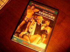 dvd -  downtown -  jess franco - prima edizione - pari al nuovo