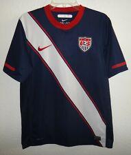 Euc Mens M Nike Dri-Fit 2010 Team Usa Us Soccer Jersey Football Futbol Dtom