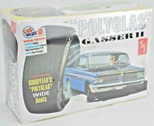 "AMT 1962 Pontiac Catalina ""Polyglas"" Gasser II 1:25 Plastic Model Car Kit 1092"