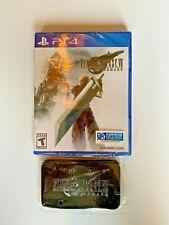 Brand New Sealed Final Fantasy Vii Remake - Sony Playstation 4 w/Key