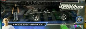 1:24 JADA TOYS FAST AND FURIOUS DOM & DODGE CHARGER R/T