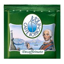 150 CIALDE CAFFE BORBONE MISCELA DEK ESE44 DECAFFEINATO VERDE