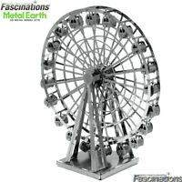 Metal Earth Ferris Wheel 3D Laser Cut DIY Model Hobby Build Building Kit Puzzle