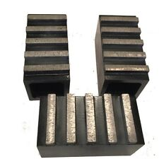 3 Pack Diamond Grinding Blocks for Edco, Stow and Floor Grinders