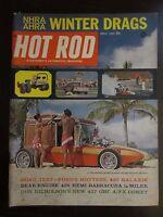 Hot Rod Magazine April 1965 Barris Surf Woody Waikiki Beach 427 Galaxie (JJ) AK