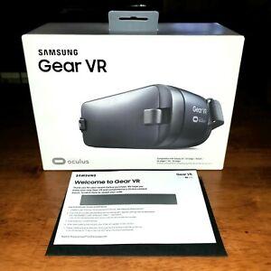 NEW Samsung Gear VR SM-R323N Virtual Reality Headset Oculus 2016