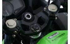 Kawasaki Z400 2019 R&G Racing Top Yoke Plug Protector   YTI0012BK