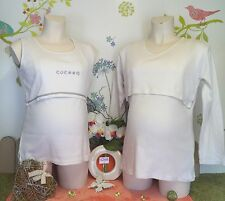 Lot vêtements grossesse occasion maternité... Hauts Allaitement ... T : 38 / 40