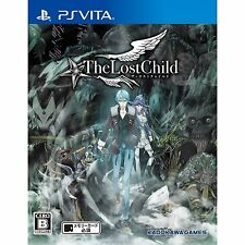The Lost Child PS Vita SONY PLAYSTATION JAPANESE Import