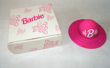 Vintage Barbie Glamour Cosmetics Hat - Fragrance Glace Avon - Chapeau - in Box