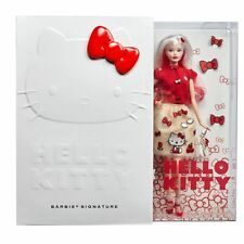 Sanrio HELLO KITTY TRIBUTE 2017 Collector Barbie (Lagerfield FM)_DWF58_NRFB