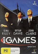 The Games : Series 1 (DVD, 2004) Gina Riley, Bryan Dawe, John Clarke