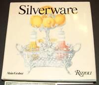 Silverware by Alain-Charles Gruber (1982, Book, Illu...