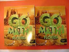 Go Math! Florida Student Edition & Practice Book Grade 5 (Common Core Edition)