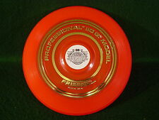 C/R-1965 WHAM-O PROFESSIONAL 110 G. MODEL FRISBEE MILLER 23 ANNUAL INTERNATIONAL