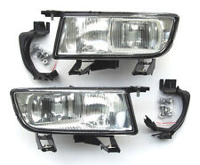 Saab 9-3 -2002 9-5 -2005 right and left foglights lamps lights set pair (RH+LH)