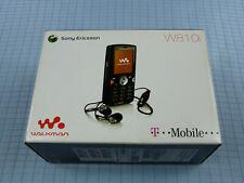 Sony Ericsson w810i negro! nuevo & OVP! sin bloqueo SIM! IMEI iguales! rara vez rar!!