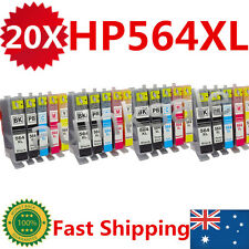 20X HP564XL Ink Cartridge For HP 3520 4620 3070 5510 5520 6510 7510 7520 564XL