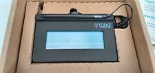 Topaz Siglite 1x5 Signature Pad T S460 Hsb R Open Box