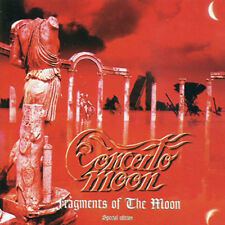 CONCERTO MOON - Fragments Of The Moon POWER / NEOCLASSIC JAPAN +3