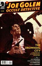 Joe Golem: Occult Detective--The Drowning City (2018) #4 of 5 VF/NM Mignola