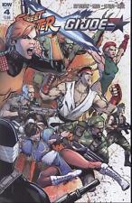 Street Fighter x GI Joe #4 (of 6)   NEW!!!