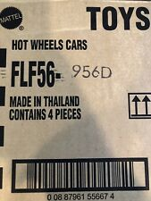 Hot Wheels 2019 Team Transport Mix D Sealed case of 4 - Sale!!