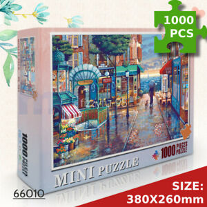 Jigsaw Puzzles 1000 Piece Educational Games for Adult Kids Puzzle Home Decor Toy
