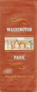 1947 - August 30th - Washington Park program - Ex.Con
