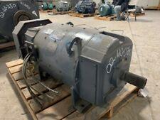 25 HP General Electric DC Electric Motor 1200 RPM Fr 409ATY TEFCBB 500 V EOK