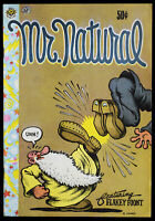 Mr. Natural #1, 4th printing, VF 7.5, cover by Robert Crumb