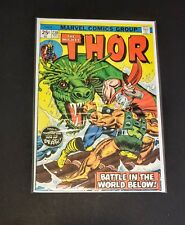 """""""The Mighty THOR"""" #s 230,237 & 238, #256 thru #266 (Marvel 1974) 14 Issues"""