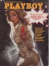 Vintage Playboy Magazine July 1975