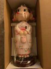 Fujiya Peko Swinging Doll Management No. 2180 Retro Toy