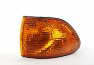 BMW E38 7-Series Genuine Front Left Turn Signal Light With Yellow Lens NEW