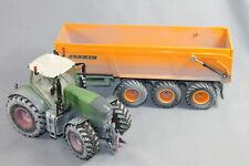 Siku 8506 Fendt Vario 936 Traktor + Joskin Siku Farmer-Serie Maßstab 1/32