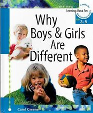 Why Boys and Girls Are Different Learning about Sex Ages 3-5 Christian Parenting