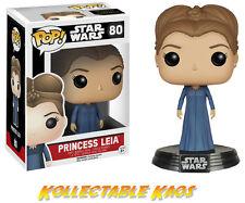 Star Wars Episode VII: The Force Awakens - Princess Leia Pop! Vinyl Figure